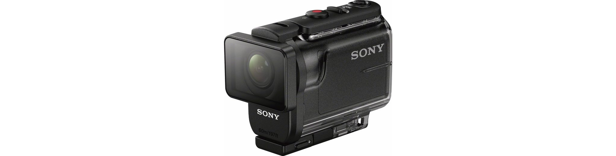 Sony HDR-AS50 1080p (Full HD) Actioncam, WLAN, Bluetooth