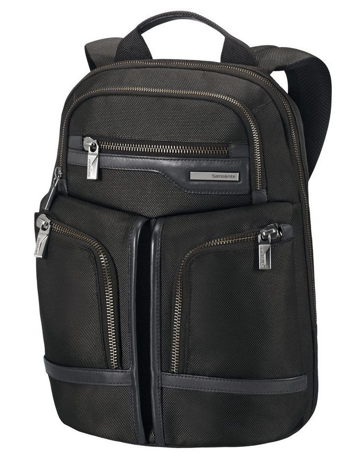 samsonite rucksack mit gepolstertem laptopfach gt. Black Bedroom Furniture Sets. Home Design Ideas