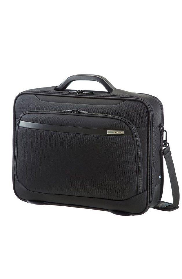 Samsonite Businesstasche mit Laptop- und Tabletfach, »Vectura« | Taschen > Business Taschen | Schwarz | Polyester | Samsonite