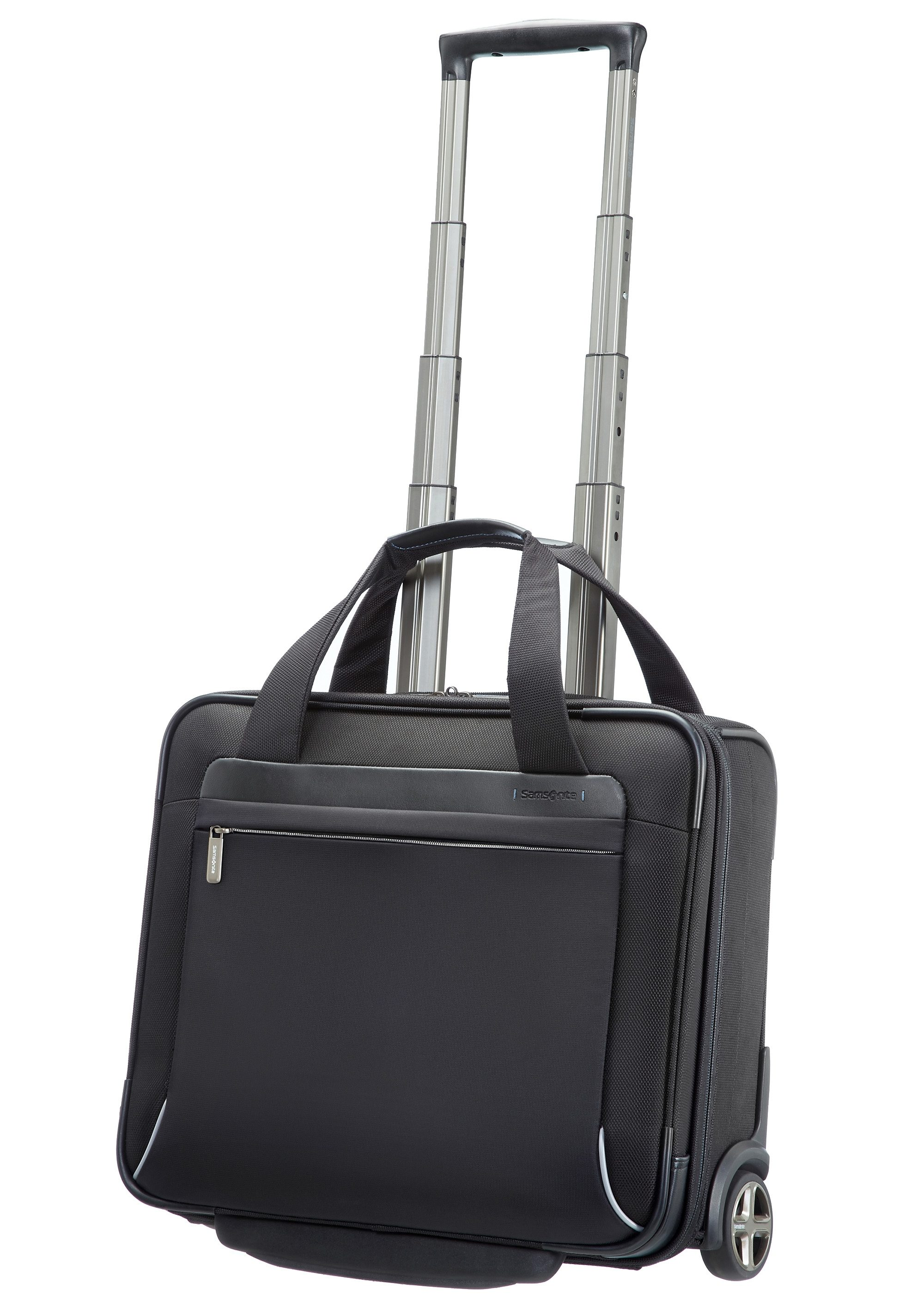 Samsonite Businesstrolley mit 2 Rollen, Tablet- und 15,6-Zoll Laptopfach, »Spectrolite«