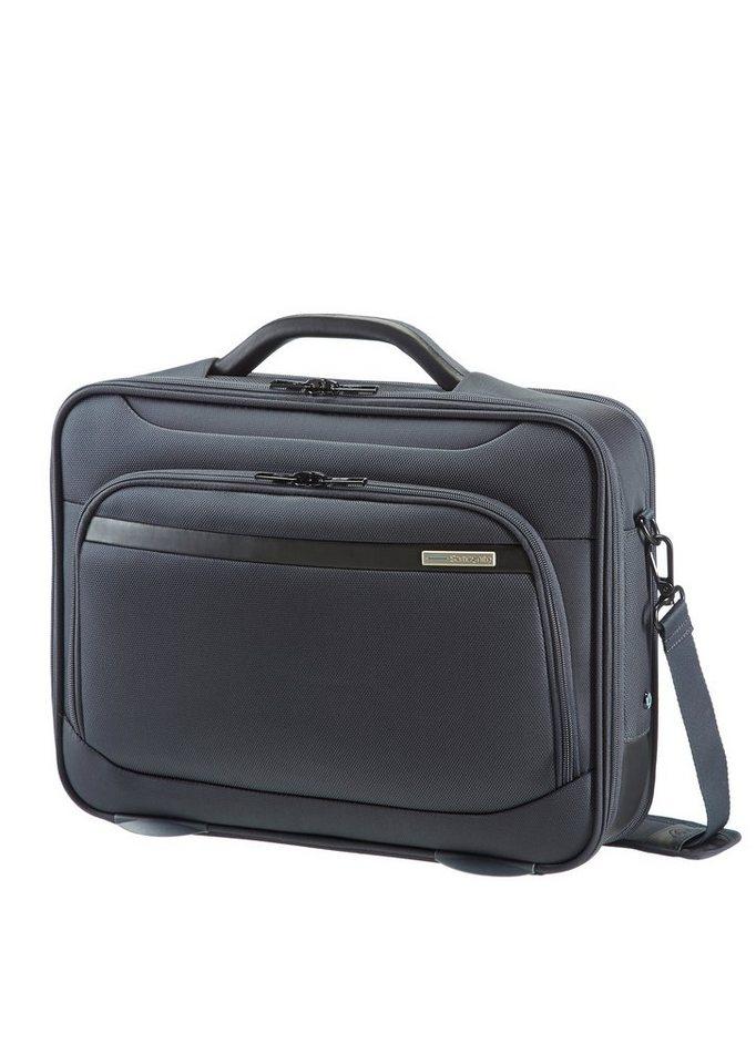 Samsonite Businesstasche mit Laptop- und Tabletfach, »Vectura« in sea grey
