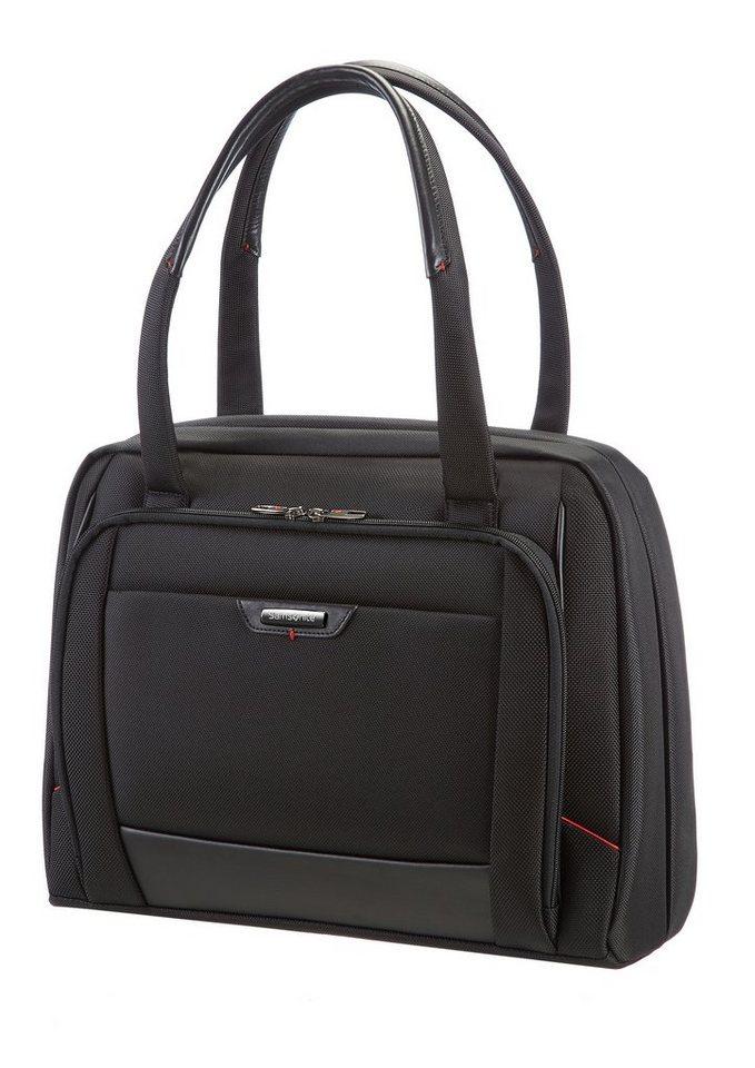 Samsonite Businesstasche mit Tablet- und 16-Zoll Laptopfach, »Pro-DLX4 Female« in schwarz