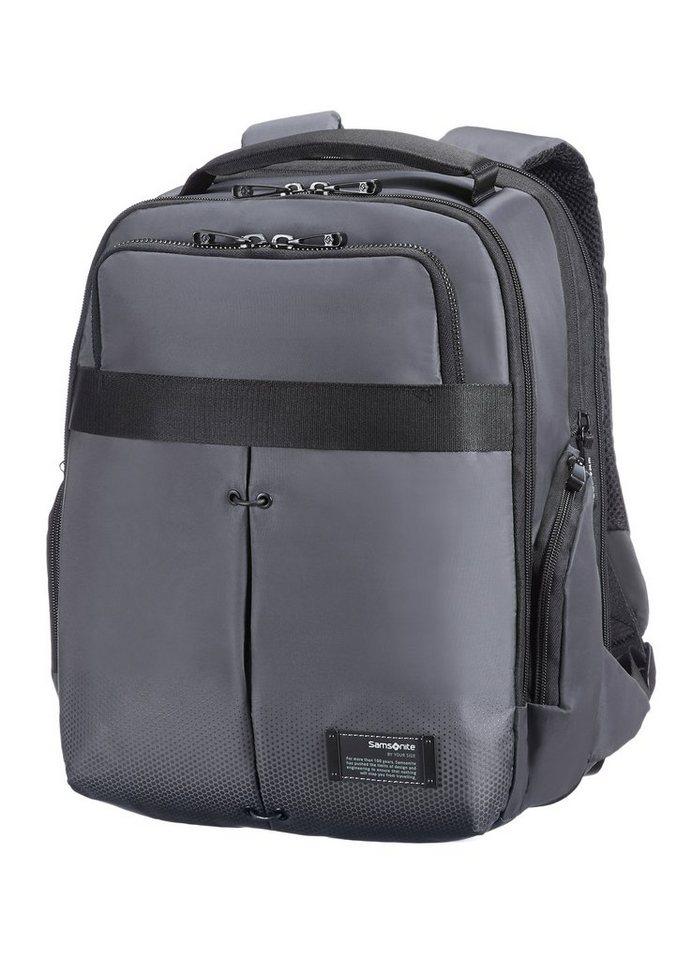 Samsonite Rucksack mit Volumenerweiterung und Laptopfach, »Cityvibe« in ash grey