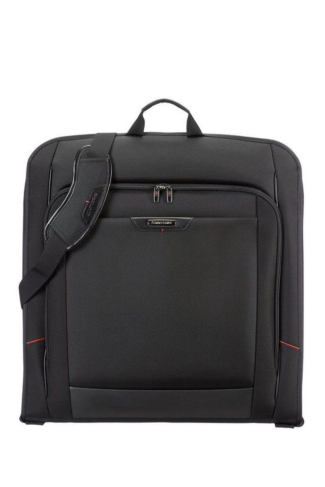 Samsonite Kleidersack mit abnehmbarem Türhaken, »Pro-DLX 4« in schwarz