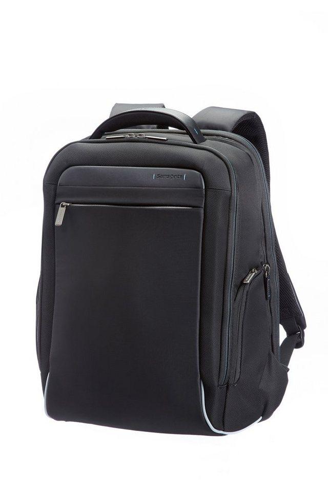 Samsonite Rucksack mit Volumenerweiterung, Tablet- und Laptopfach, »Spectrolite« in black