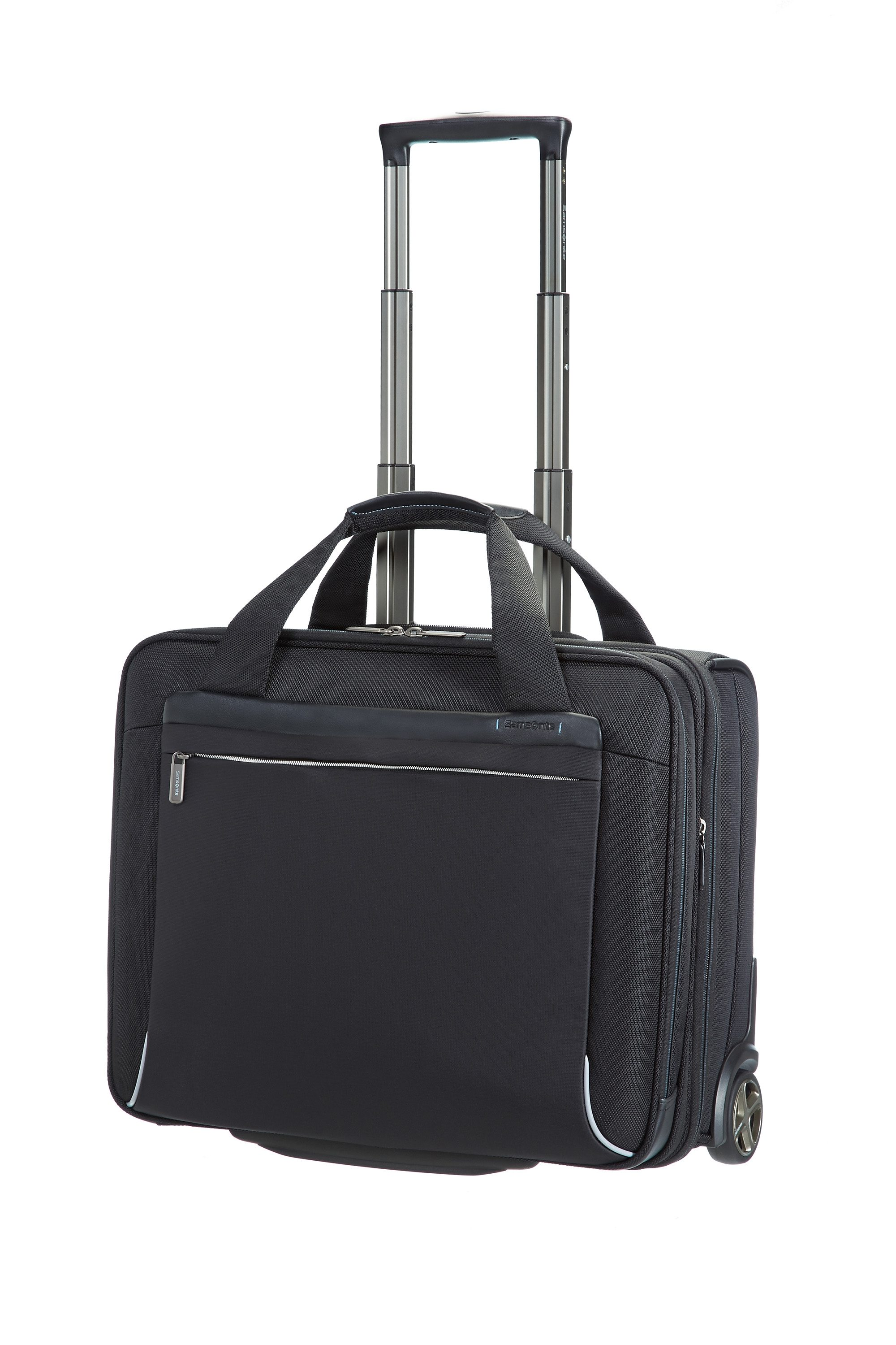Samsonite Business Trolley mit 2 Rollen und 15,6-Zoll Laptopfach, »Ergo-Biz Rolling Tote«