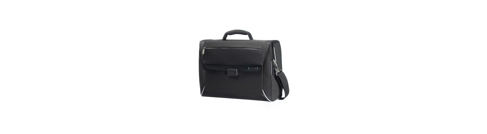 Samsonite Businesstasche mit 16-Zoll Laptop- und Tabletfach, abschließbar »Spectrolite«