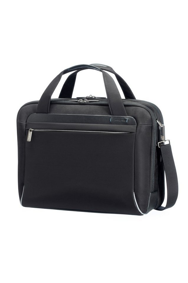 Samsonite Businesstasche mit Volumenerweiterung, Tablet- und Laptopfach, »Spectrolite« in black