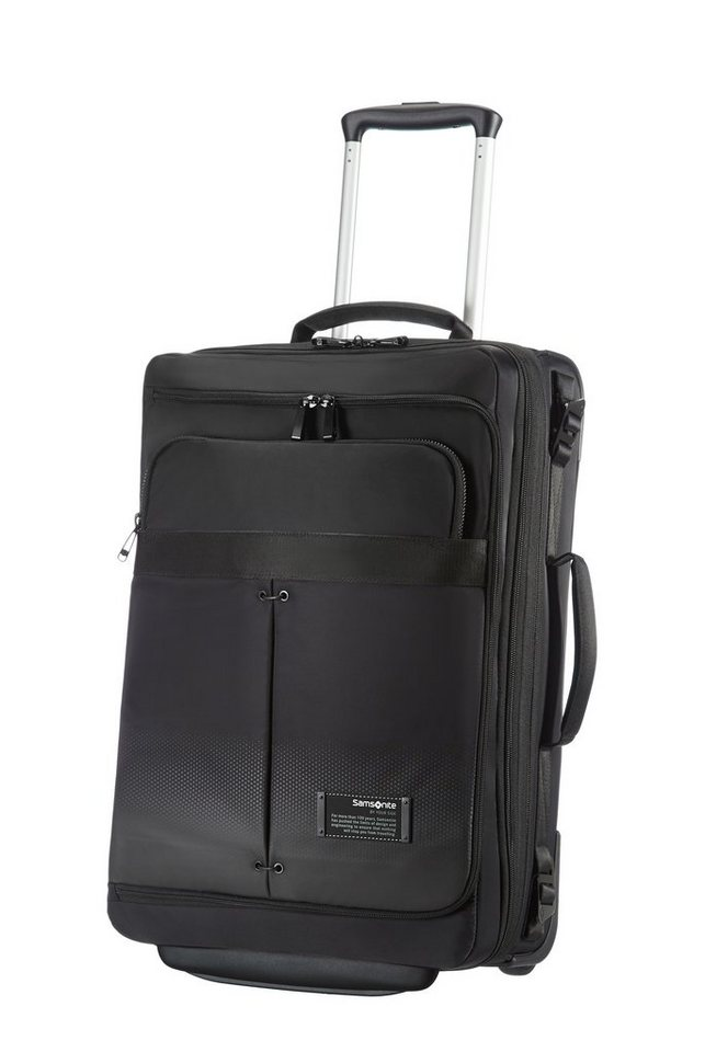 samsonite trolley reisetasche mit 2 rollen 16 zoll. Black Bedroom Furniture Sets. Home Design Ideas