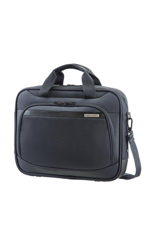 Samsonite Businesstasche mit Tablet- und 13,3-Zoll Laptopfach, »Vectura« in sea grey