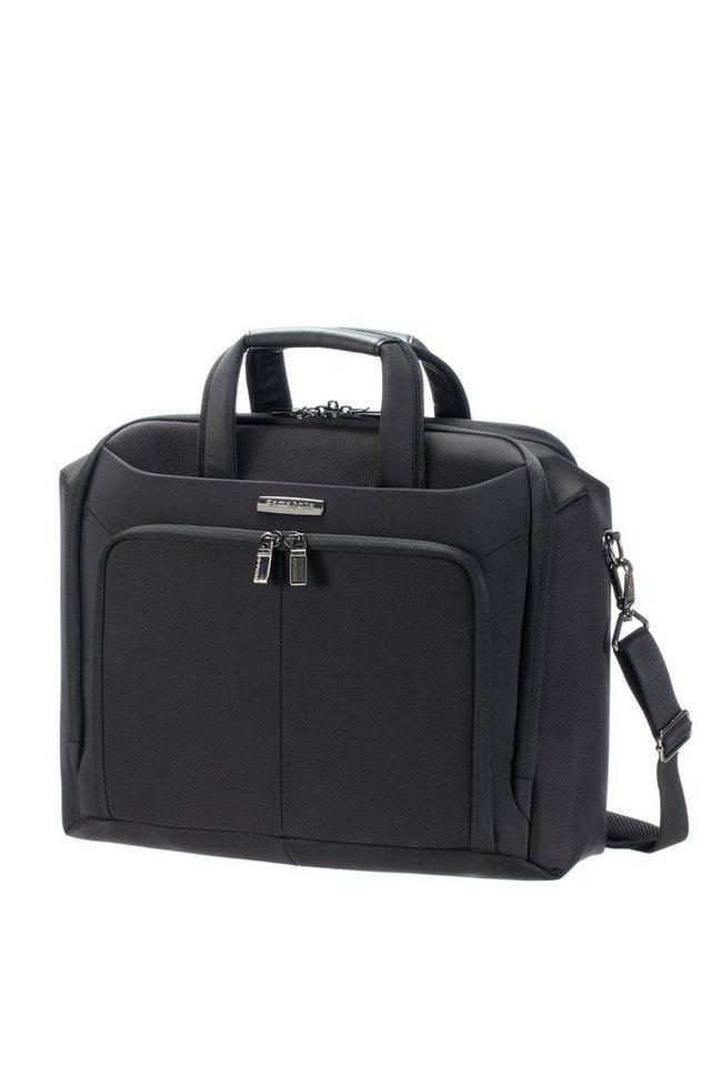 Samsonite Businesstasche mit Schultergurt, Laptop- und Tabletfach, »Ergo-Biz« in black