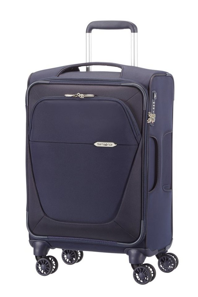 samsonite weichgep ck trolley mit 4 rollen und tsa schloss b lite 3 spinner online kaufen otto. Black Bedroom Furniture Sets. Home Design Ideas