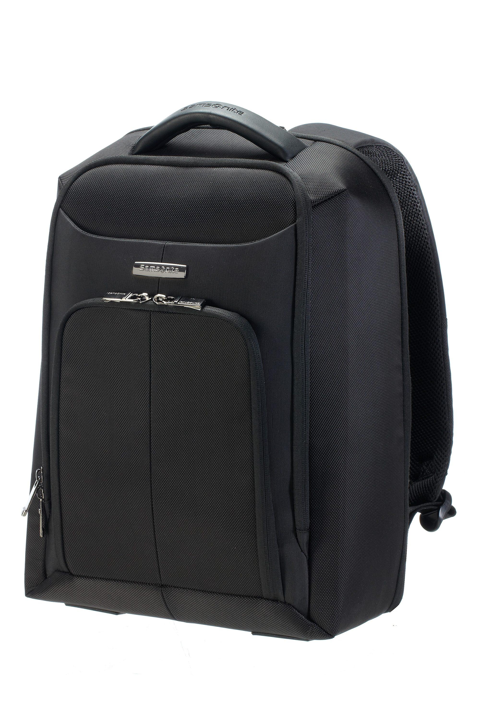 Samsonite Rucksack mit 16-Zoll Laptopfach und Trolley-Aufsteck-System, »Ergo-Biz«