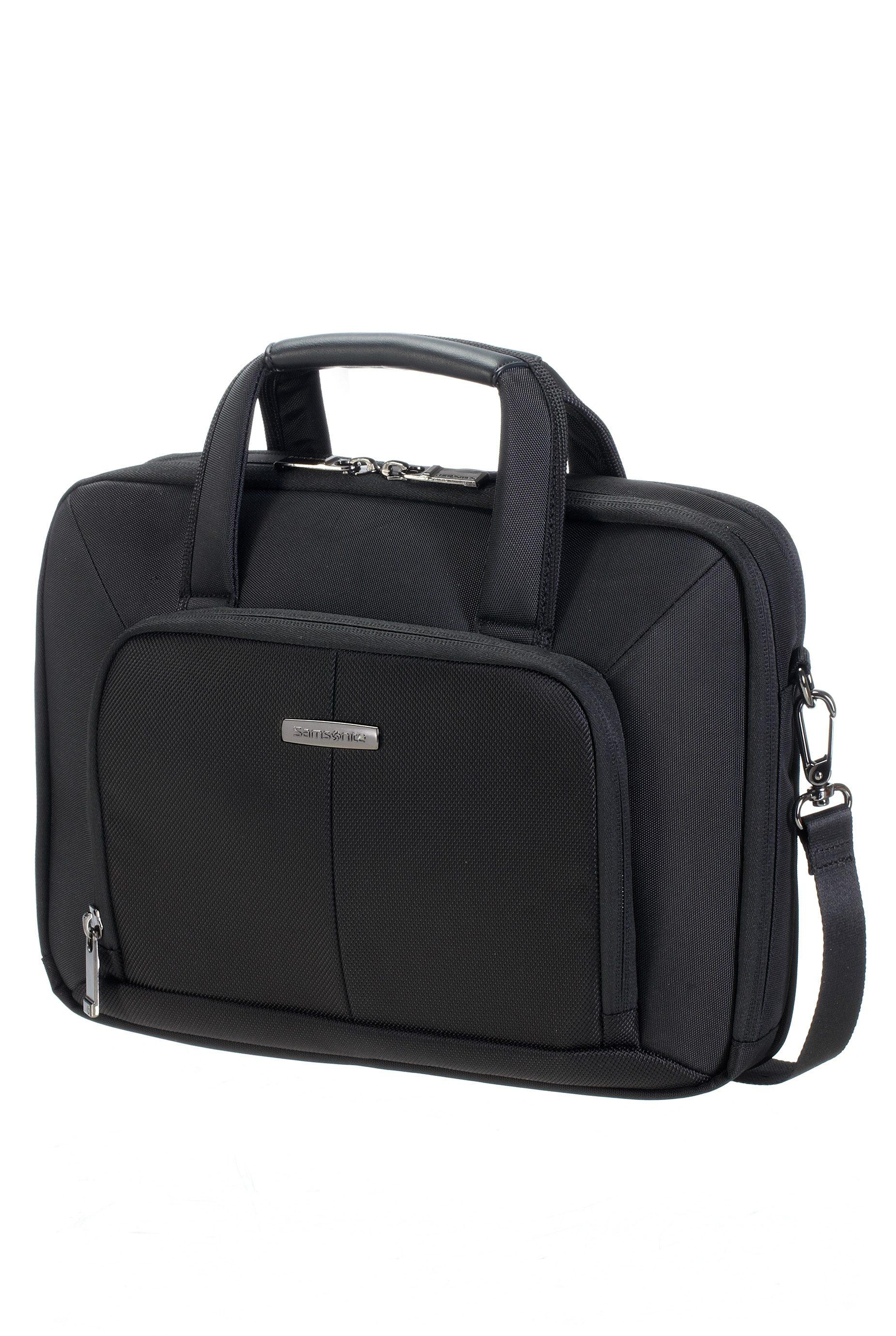 Samsonite Aktentasche mit 12,1-Zoll Laptopfach und Schultergurt, »Ergo-Biz Ultra Mobile Case«