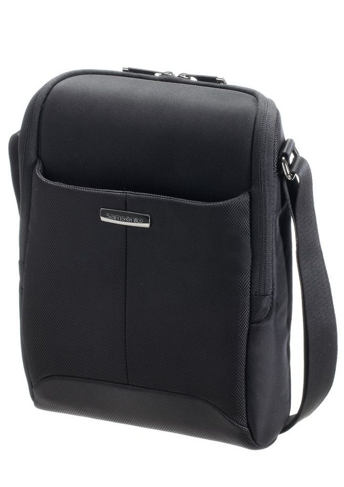Samsonite Tablet-Tasche mit Schultergurt, »Ergo-Biz Tablet Cross-Over« in schwarz
