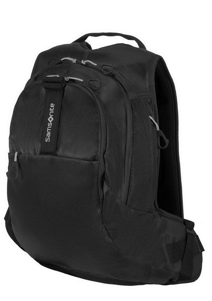 Samsonite Rucksack mit 15,6-Zoll Laptopfach, »Paradiver Laptop Rucksack« in black