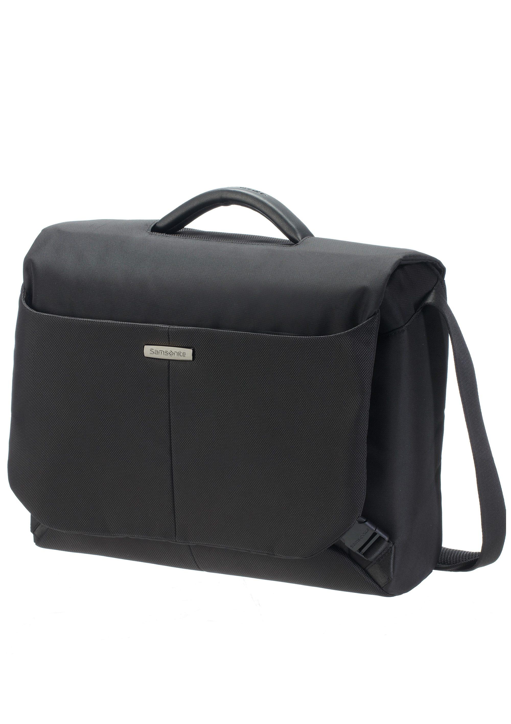 Samsonite Businesstasche mit Tablet- und 16-Zoll Laptopfach, »Ergo-Biz Messenger«