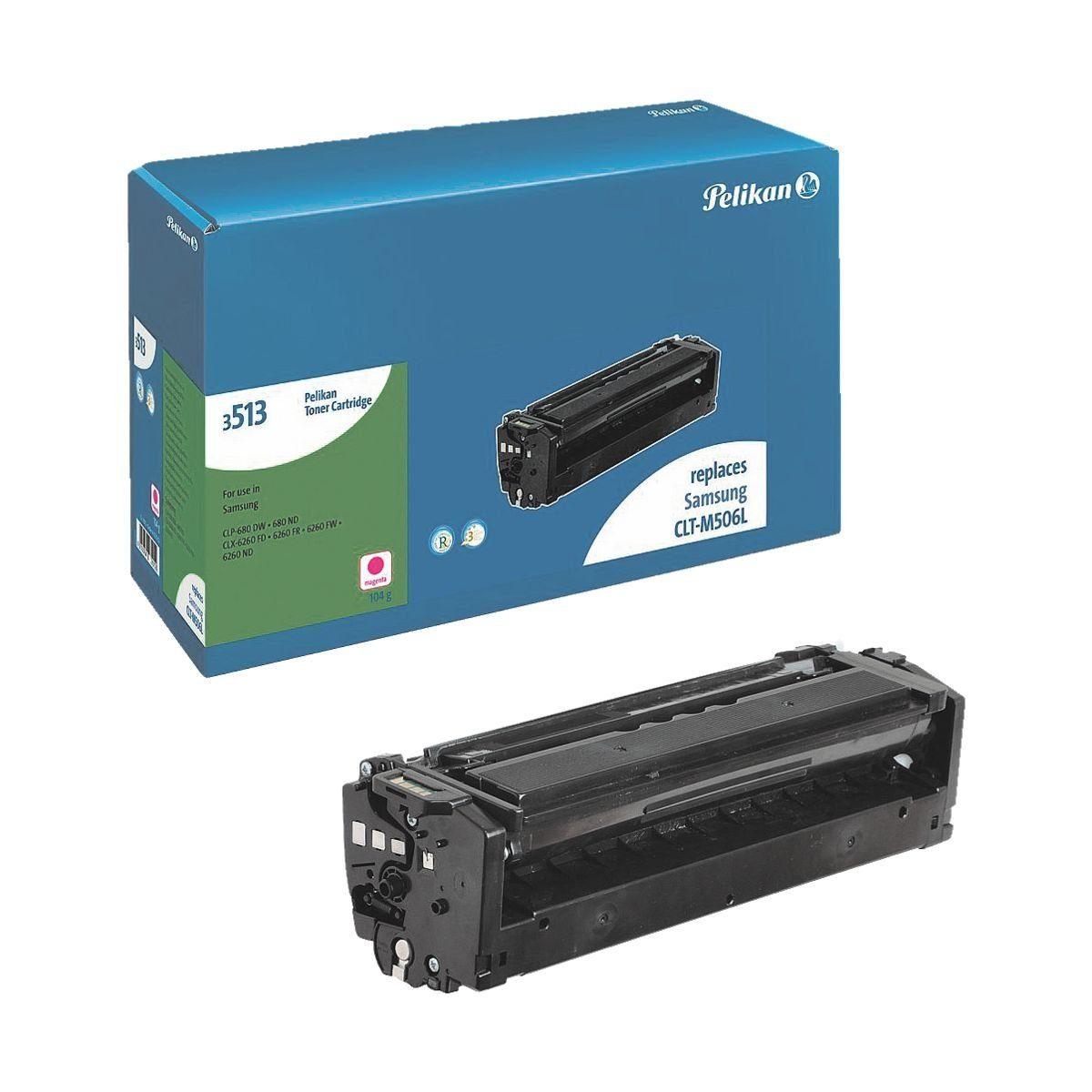 Pelikan Toner ersetzt Samsung »CLT-M506L«