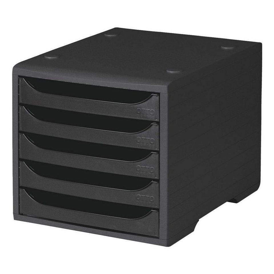 OTTO Office Standard Schubladenbox »Standard« in schwarz