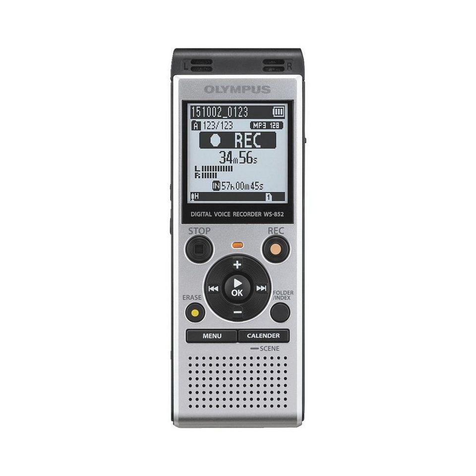 Olympus Digitales Diktiergerät »WS 852«