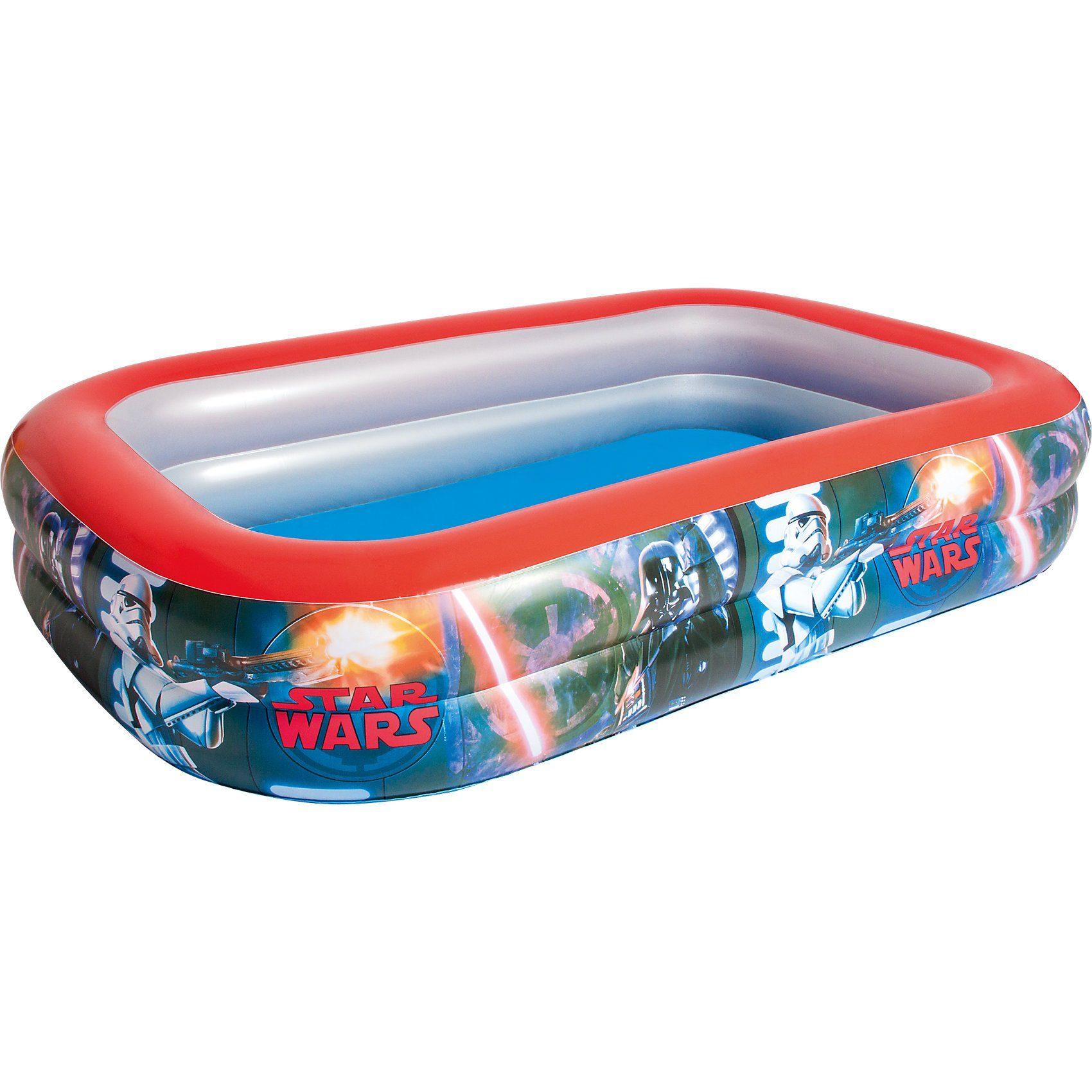 Bestway Planschbecken Star Wars Family Pool 262 x 175 x 51cm