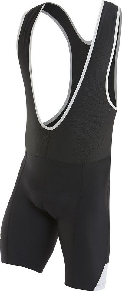 PEARL iZUMi Radhose »Quest Splice Bib Short Men black/white« in schwarz