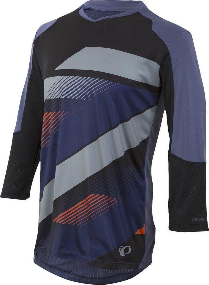 PEARL iZUMi Radtrikot »Launch 3/4 Sleeve Jersey Men« in blau