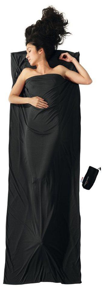 Cocoon Schlafsack »TravelSheet Inlet Thermolite Performer« in schwarz