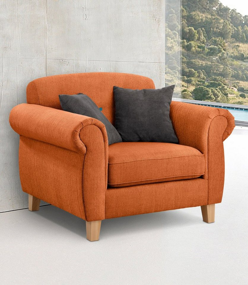 home affaire sessel collage frei im raum stellbar. Black Bedroom Furniture Sets. Home Design Ideas