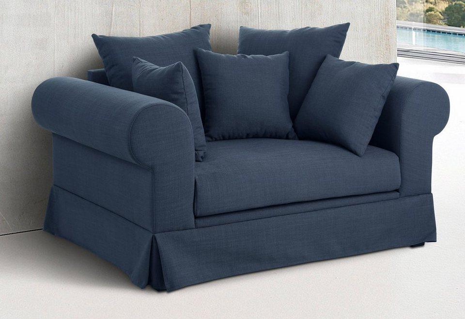 Home affaire Sessel »Palmina«, Hussenoptik kaufen | OTTO