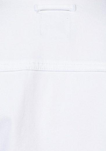 Cheer Jeansjacke, mit 2 praktischen Eingrifftaschen