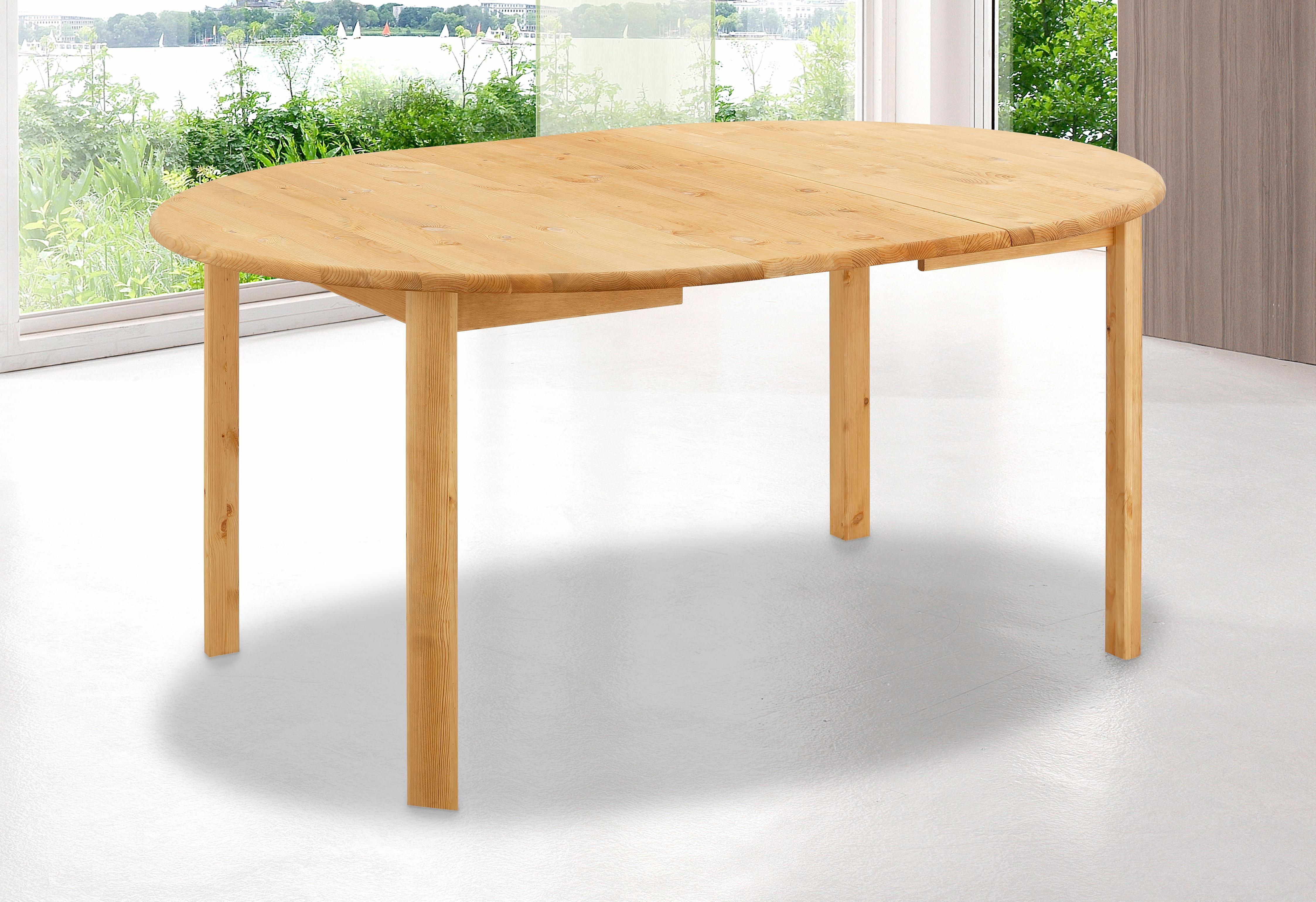 Home affaire Esstisch »Marlo« mit ausziehbarer Tischplatte, in 2 Größen