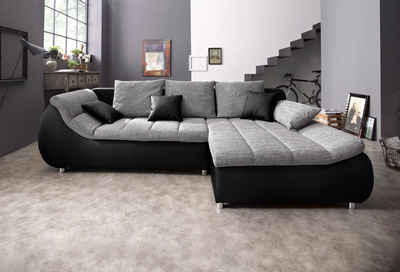 Awesome Benformato City Polsterecke Wahlweise Mit With Sofa L Form
