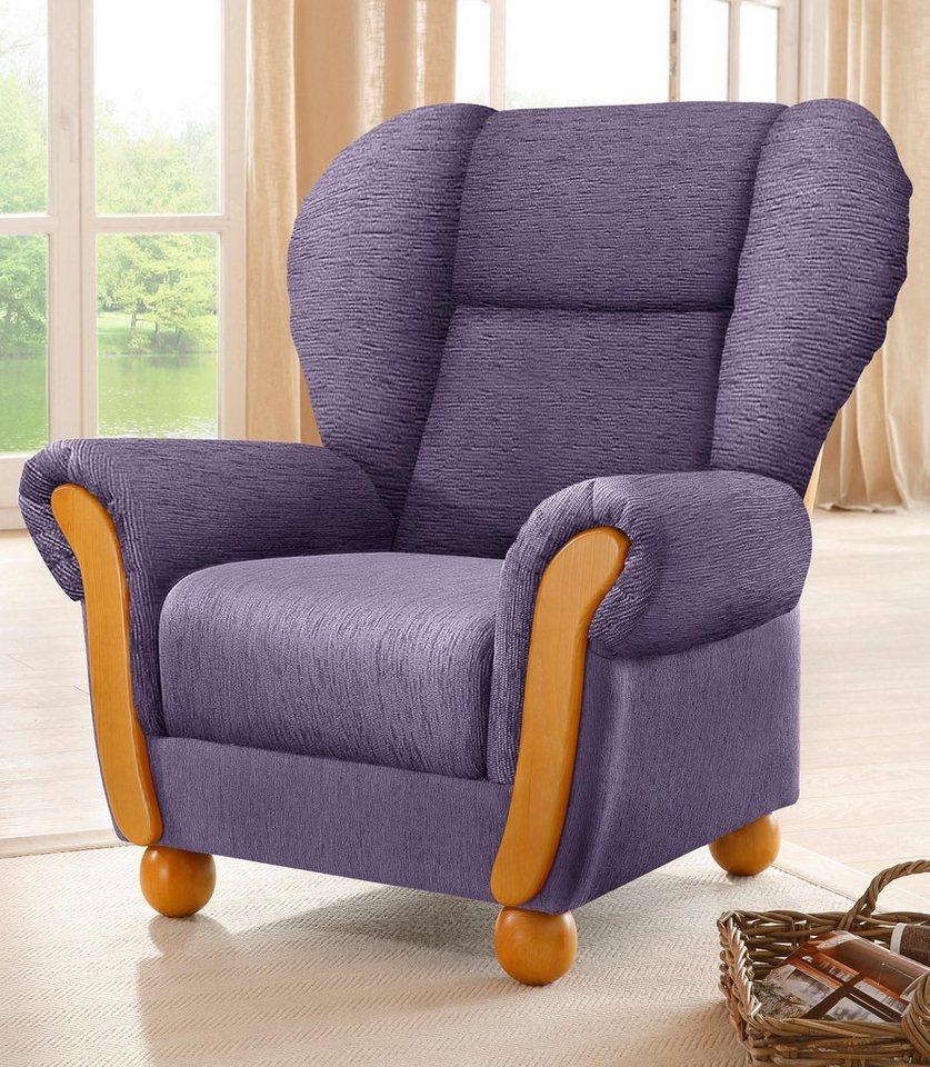 home affaire sessel milano hochlehner kaufen otto. Black Bedroom Furniture Sets. Home Design Ideas