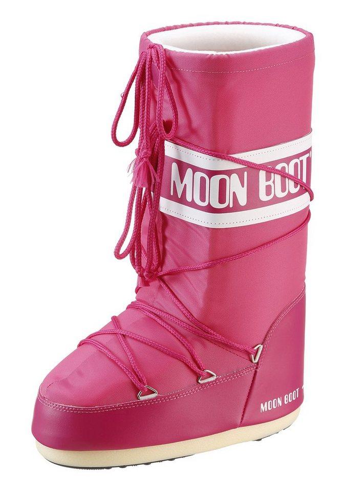 Moonboot Winterstiefel in pink