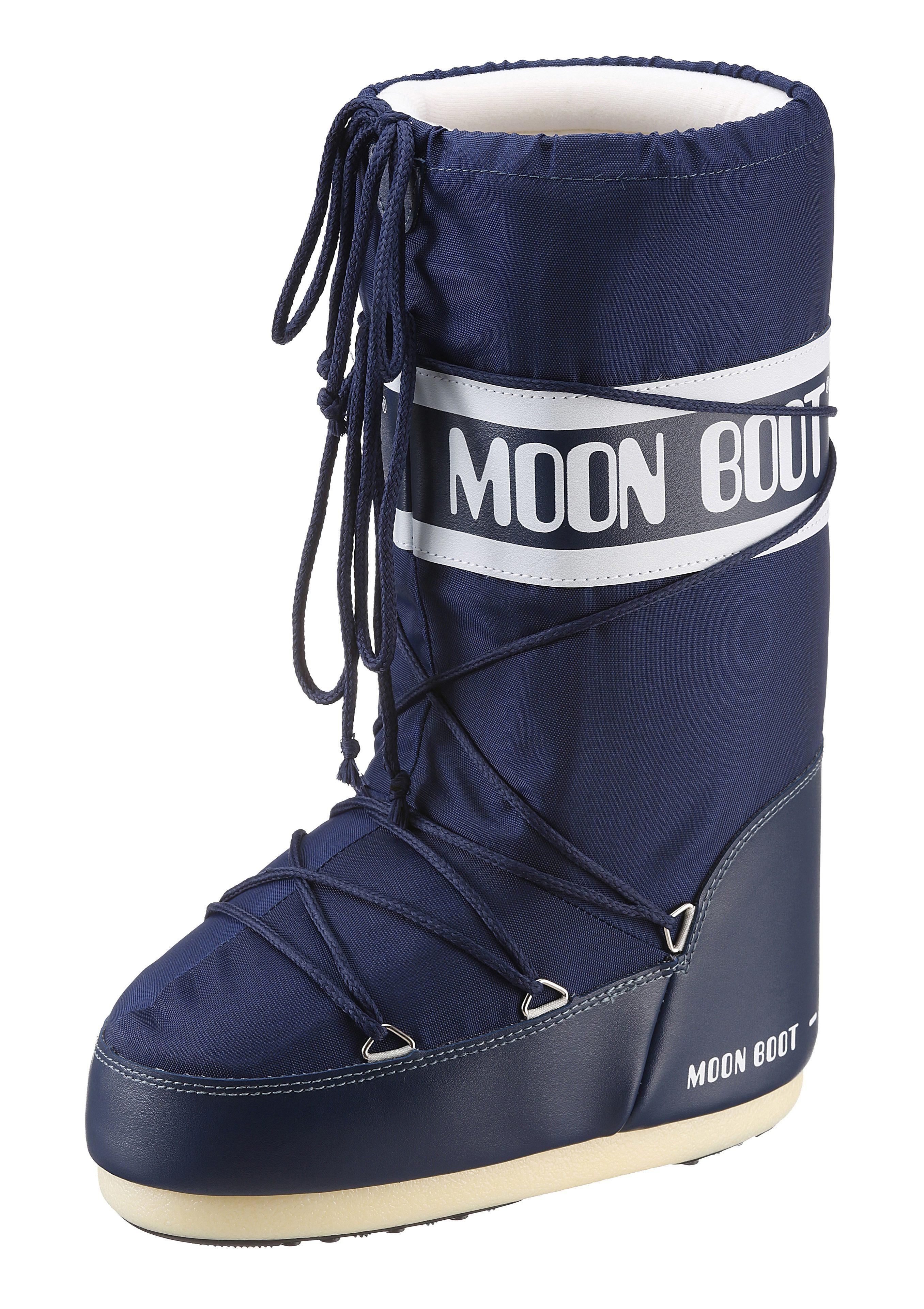 Moonboot Winterstiefel, mit Logo-Print kaufen  navy