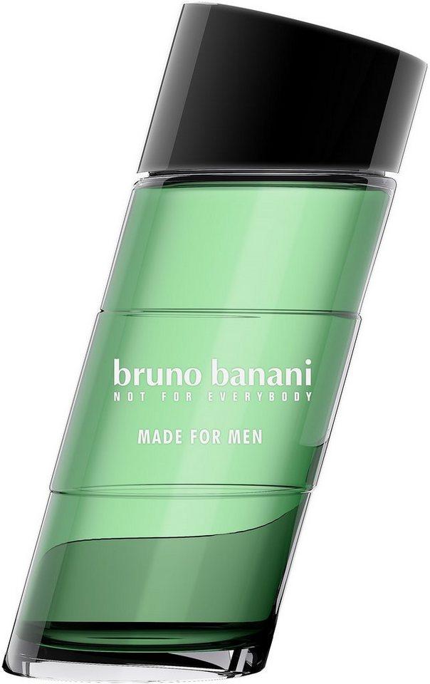Bruno Banani, »Made for Men«, Eau de Toilette