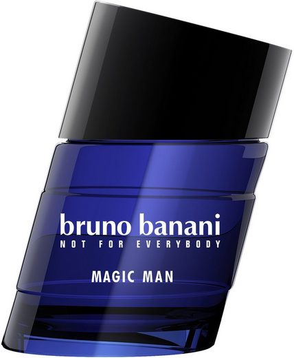 Bruno Banani Eau de Toilette »Magic Man«