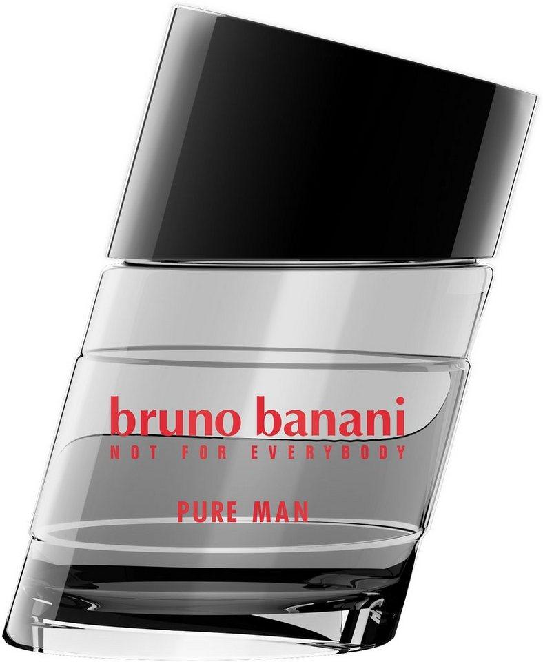 Bruno Banani, »Pure Man«, Eau de Toilette