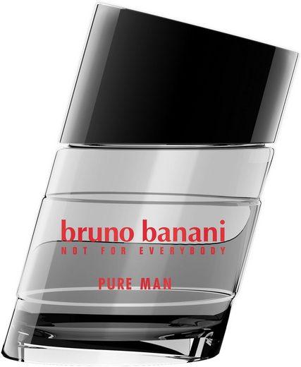 Bruno Banani Eau de Toilette »Pure Man«