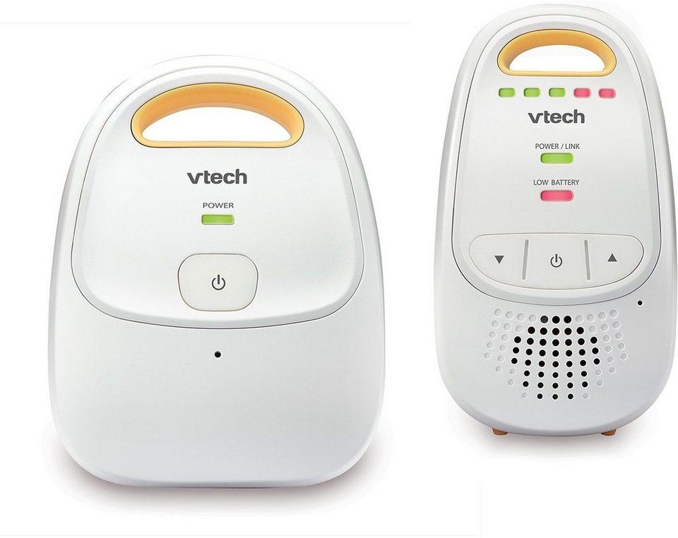 VTech Babyphone BM 1000 in weiß/gelb