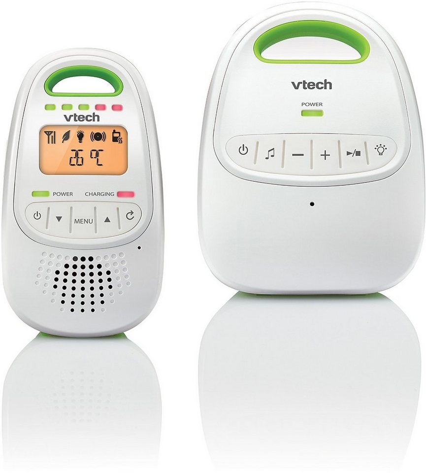 VTech Babyphone BM 2000 in weiß / grün