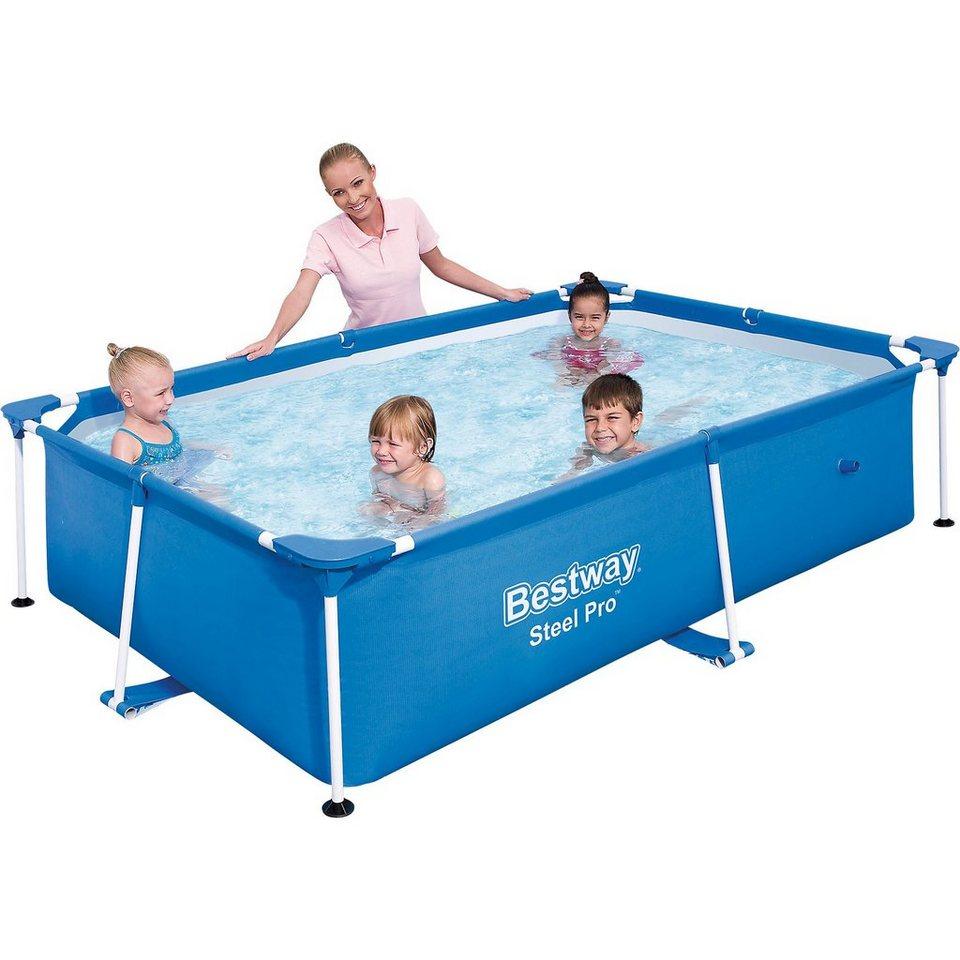 Bestway Frame Pool Splash - Steel Pro 239 x 150 x 58cm online kaufen ...