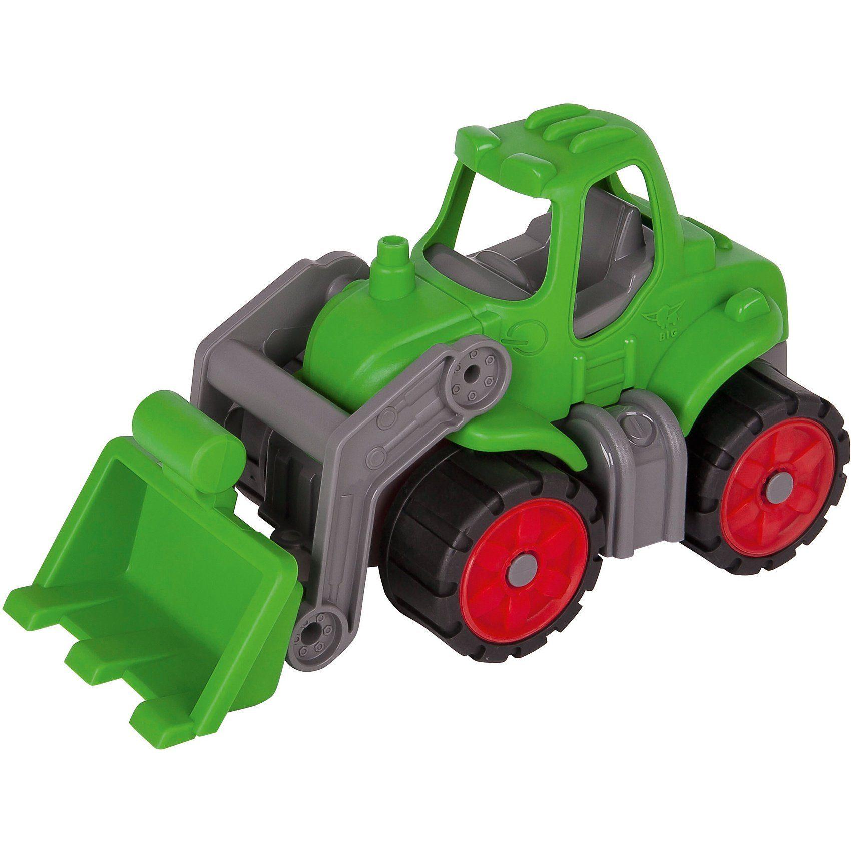 BIG Power Worker Mini Traktor, 23 cm