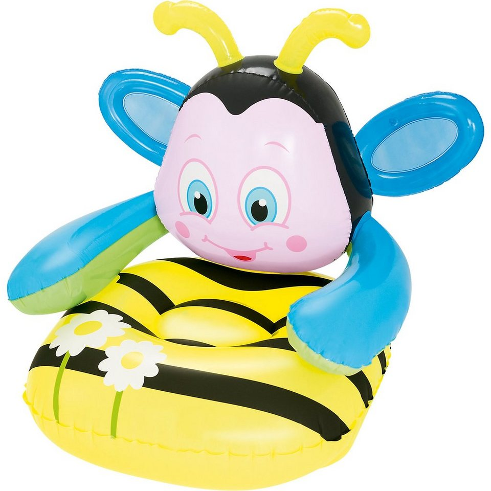 Bestway Schwimmsessel Baby Bumblebee