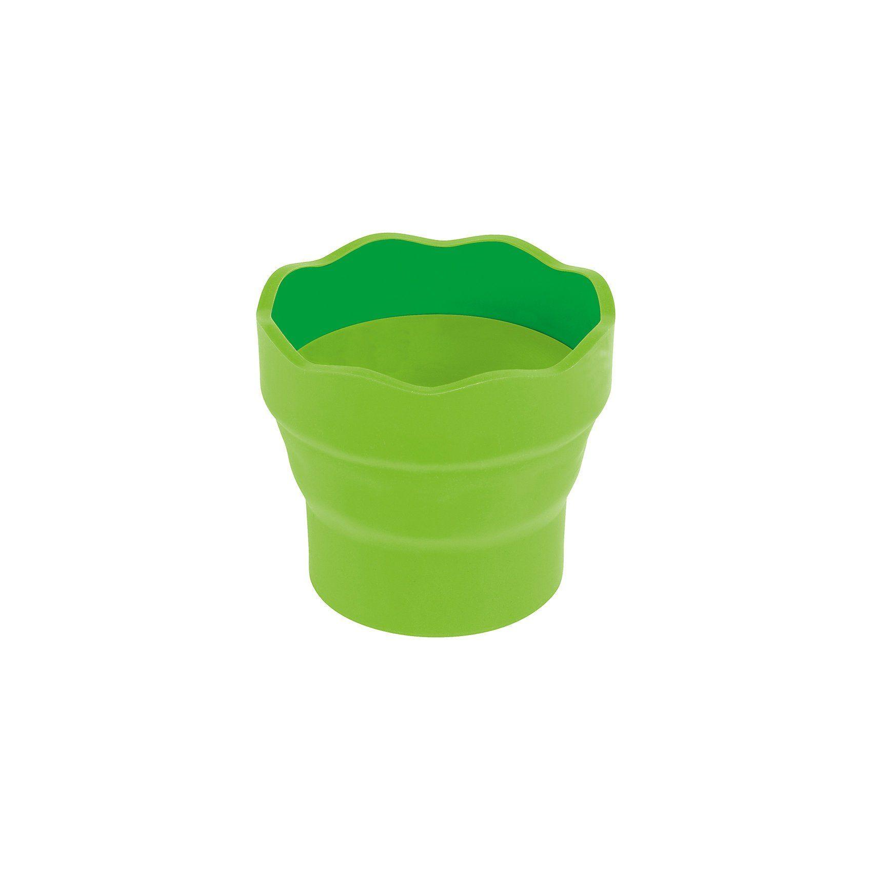 Faber-Castell CLIC & GO Wasserfaltbecher hellgrün