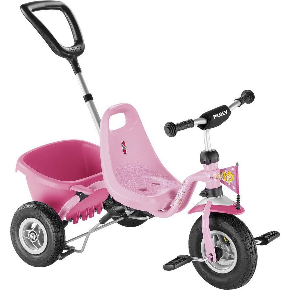 PUKY Prinzessin Lillifee Dreirad CAT 1L in pink