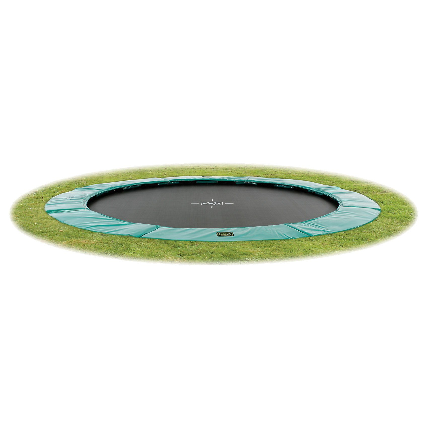 EXIT Supreme Ground Level Trampolin, 366 cm