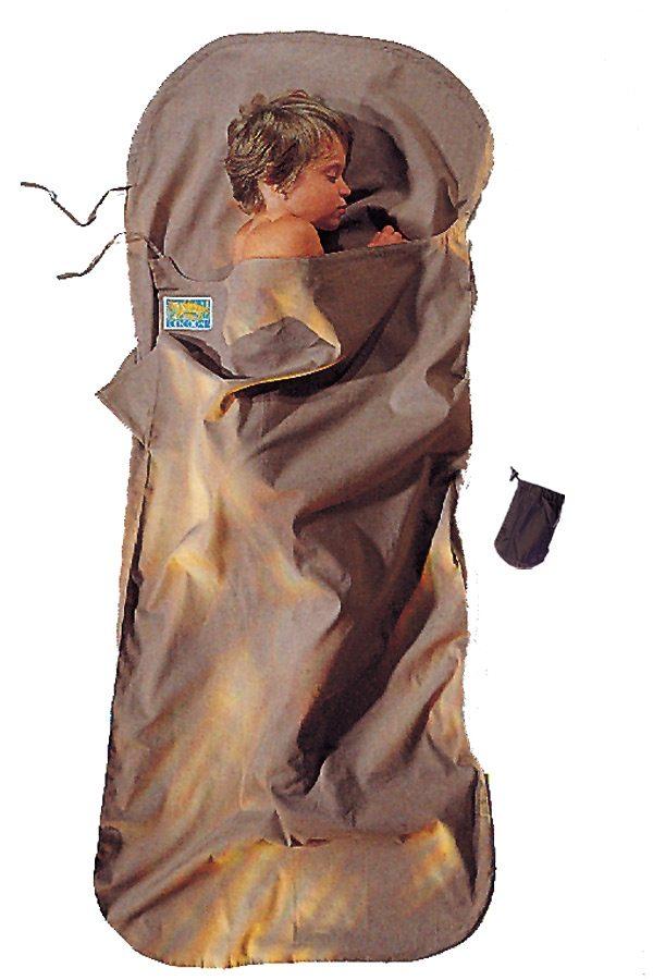 Cocoon Schlafsack »KidSack Inlet Cotton«
