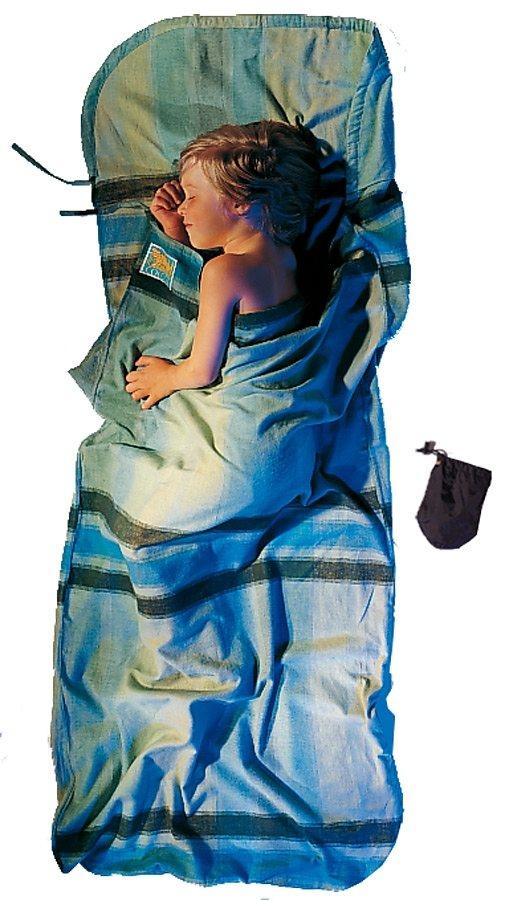 Cocoon Schlafsack »KidSack Inlet Cotton Flannel« in blau